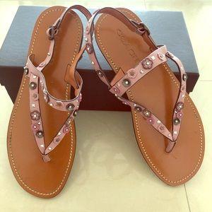NWT inbox coach Hudson sandal size 10